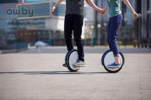 Современный индивидуальный транспорт - моноколесо и его преимущества