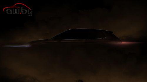 Skoda показала первое изображение новой «Фабии»