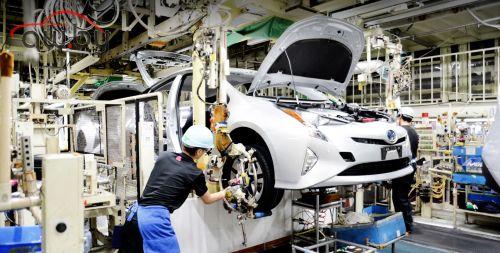 Toyota нацелилась на рекорд по выпуску автомобилей