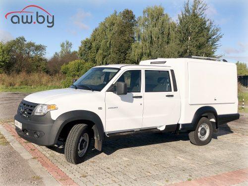 УАЗ выпустил фургон на базе «Профи»