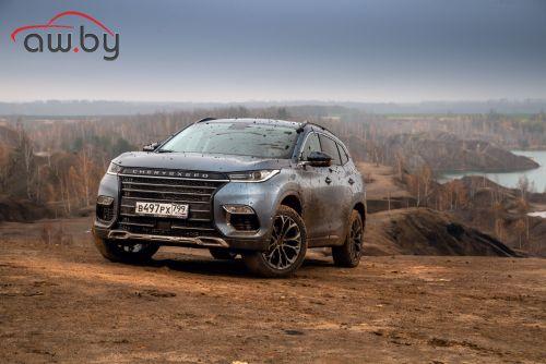 Chery планирует производить автомобили в России