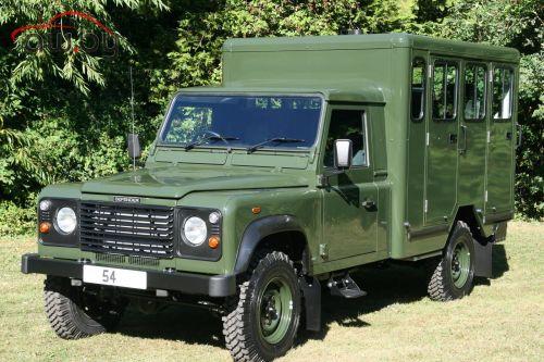 Принца Филиппа повезут на похороны в Land Rover, который он помог спроектировать