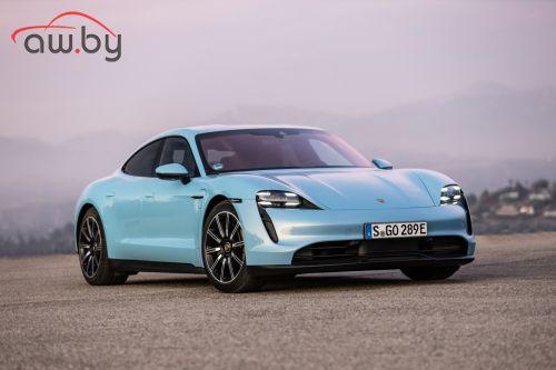 Tesla проиграла электрическому Porsche в России
