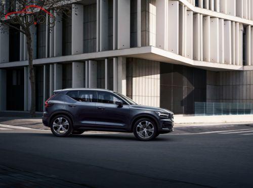 Volvo разрешила взять по подписке кроссовер XC40