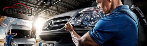 Диагностика и ремонт автомобилей «Мерседес»