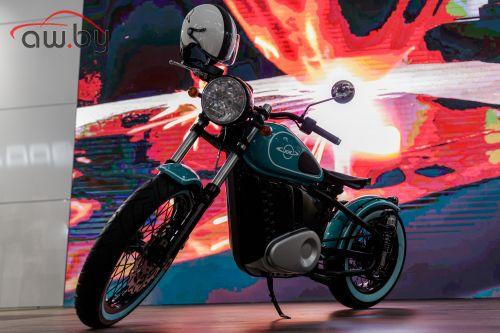«Калашников» запатентовал мотоцикл в стиле ретро (фото)