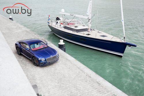 Гарик Сукачев разработал дизайн для Bentley и яхты (фото)