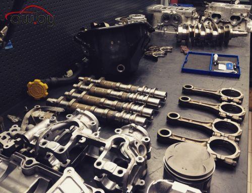 Ремонт двигателей и деталей авто в Гродно