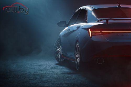 Hyundai показала самую спортивную версию «Элантры»