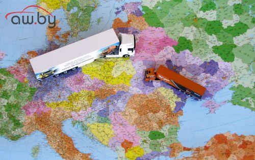 Виды грузовых перевозок внутри государства и за его пределами