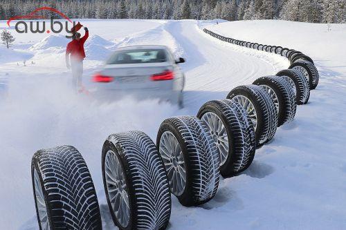 Как подобрать зимний комплект автомобильной резины?