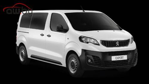 Peugeot Expert получил новую пассажирскую версию в России