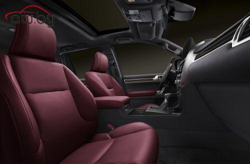 Начались продажи Lexus GX 460 с обновленным салоном